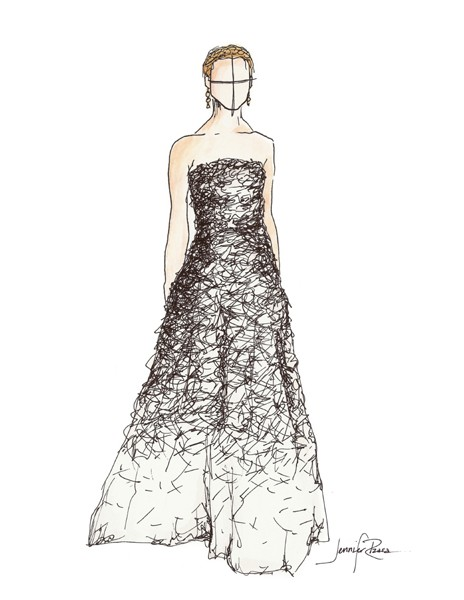 Oscar-de-la-Renta-Watercolor-Fashion-Sketch-Print